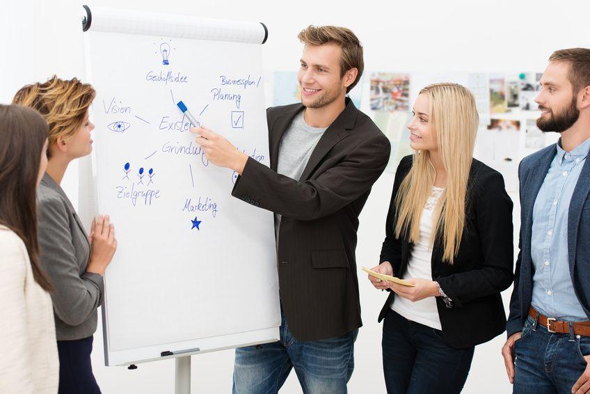 Un proceso de Coaching de Equipos en 5 Etapas