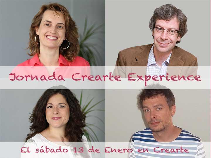 Jornada Crearte Experience