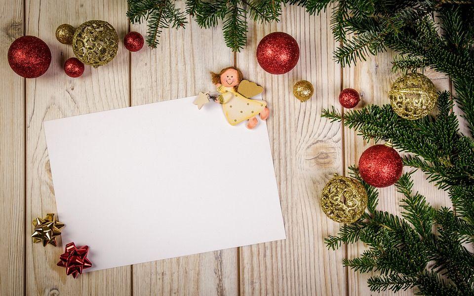 Carta de deseos para los Reyes Magos