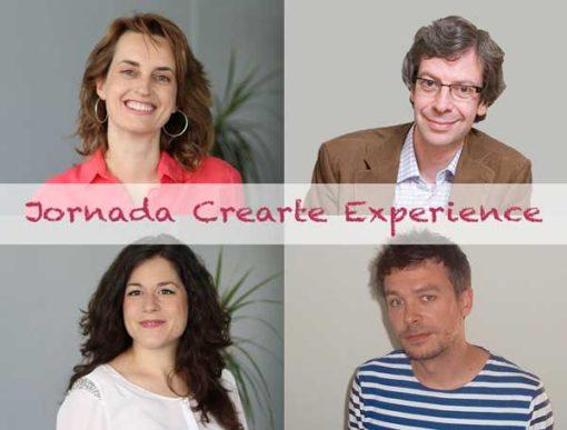 Ven a vivir una experiencia Crearte (Crearte Experience)