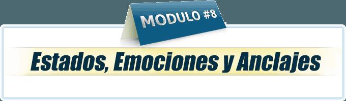 Módulo 8 Practitioner en PNL online