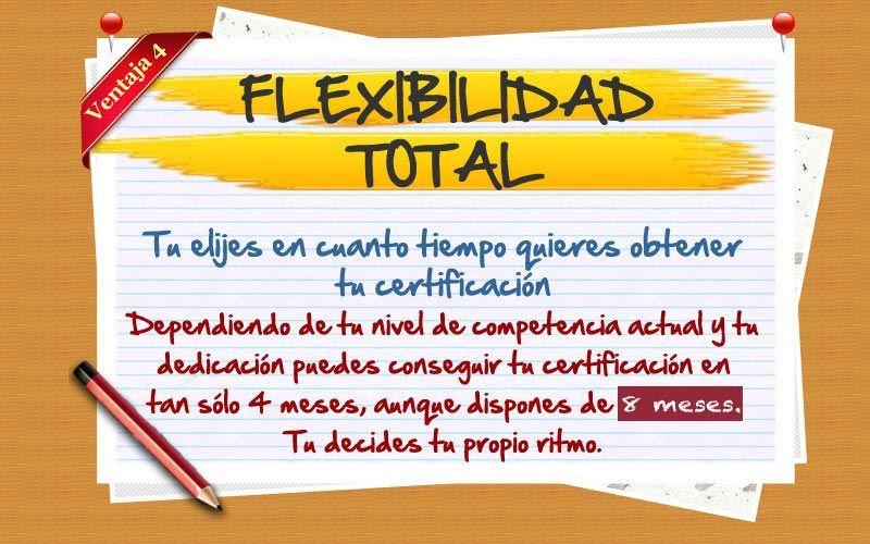 Flexibilidad total de nuestro practitioner en PNL online