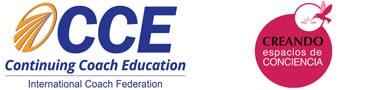 CCE de ICF y Creando Espacios de Conciencia