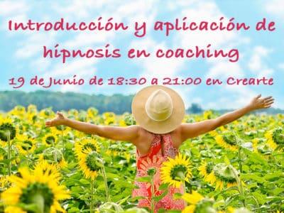 Introducción y aplicación de hipnosis en coaching