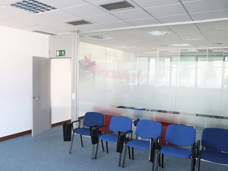 Sala de formación (Sol)