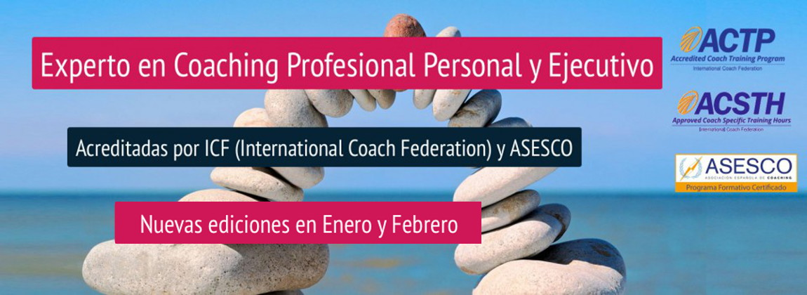 Nueva edición Experto en Coaching Online