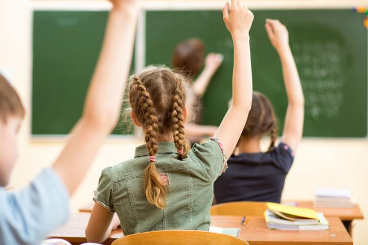 Alumno en clase - Coaching para docentes